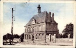 Cp Bethancourt En Vaux Aisne, La Mairie, Bürgermsiteramt - Autres Communes