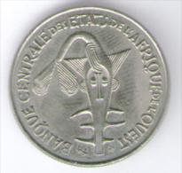 ETATS DE L´AFRIQUE DE L´OVEST 50 FRANCS 1978 - Monete