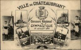 44 - CHATEAUBRIANT - Concours De Gymnastique - 1914 - Châteaubriant