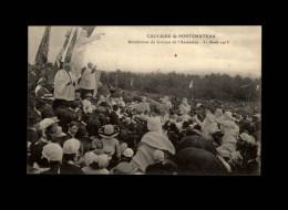 44 - PONTCHATEAU - Bénédiction Du Groupe De L'Ascension - Calvaire - Pontchâteau