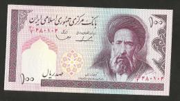 [NC] IRAN - 100 RIALS (1985) - Iran