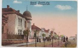 Belgrad Beograd Krunjska Ulica - Serbie