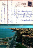 30371) Cartolina  Di Bari Panorama Viaggiata - Bari