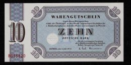 """BETHEL """"10 DM 1973"""", Intaglio, RRRRR, UNC - Sonstige"""