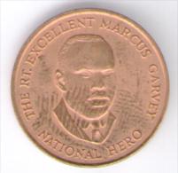 GIAMAICA 25 CENTS 1996 - Giamaica