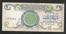[NC] IRAQ - CENTRAL BANK Of IRAQ - 1 DINAR (LOT Of 3 DIFFERENT BANKNOTES) - Iraq