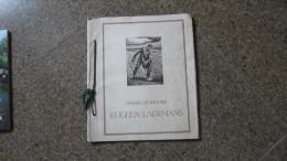 EUGEEN LAERMANS KUNST ARTIEST WEMMEL B312 - Livres, BD, Revues