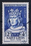 France: Yv 989, Oblitéré/cancelled  1954 - France