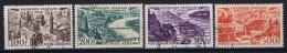 France: Yv  AE 24-27, Oblitéré/cancelled - 1927-1959 Used