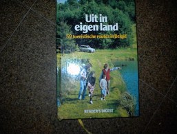 UIT EIGEN LAND BELGIE WEEKEND TOERISME UITSTAP B062 - Aardrijkskunde