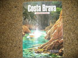COSTA BRAVA SPAANSE KUST SPANJE B102 - Aardrijkskunde