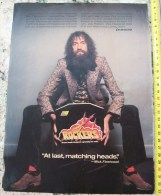 FLEETWOOD MAC,RAM JAM-ROCK STAR,0NE PAGE FROM CIRCUS MAGAZINE - Manifesti & Poster