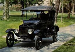 72965 - Automobile  Ancienne   Auto Ford T  1922   USA   Musée  Suisse Des Transports - PKW