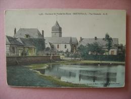 CP  SOTTEVILLE N°1338 VUE GENERALE - France