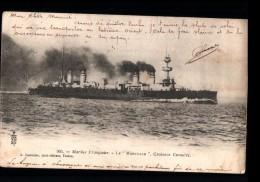 TH BATEAUX Croiseur Corsaire Montcalm, Marine Militaire, Ed Couturier 305, Marine Francaise, 1903 - Guerre