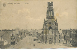 Duffel - De Kerk - 1922 - Duffel