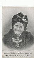 Moederken Diddens, Van Duffel, 105 Jaar Oud - Duffel