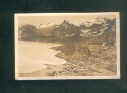 AK - Suisse NW - Buochs G. Nieder Und Oberbauen V. Bürgenstock Aus ( Photo J. Caberell) - NW Nidwalden