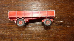 Remorque Dinky Toys 70 - Jouets Anciens