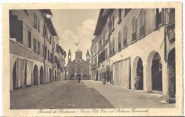 Ricordo Di Pordenone  Corso Vittorio Emanuele Col Palazzo Comunale  /15689 - Pordenone