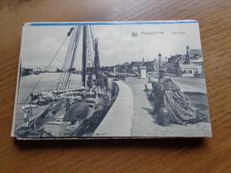 Nieuwpoort / Nieuport: Les Quais  (onbeschreven) - Nieuwpoort