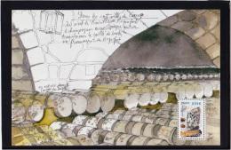 F 2006  Le Roquefort, Feuillet Reprenant Le Timbre YT 3885 Neuf** + Documents - Food