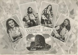 SARDEGNA-COSTUMI SARDI- FG - Italia