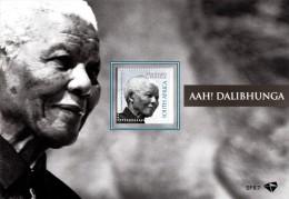 South Africa - 2014 Nelson Mandela Commemoration Folder (**) - Sud Africa (1961-...)