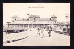 U-39  HOTEL Y TERRAZA POCITOS - Uruguay