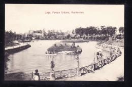 U-46 LAGO PARQUE URBANO MONTEVIDEO - Uruguay