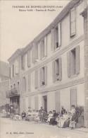 Cpa   Rennes-les-Bains.  Maison Griffe - Pension De Famille - France