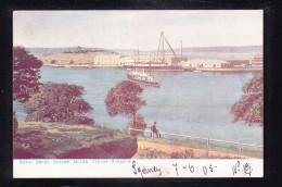 AUS-75 NAVAL DUROT GARDEN ISLAND SYDNEY HARBOUR - Sydney