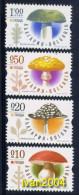 Mushrooms  - Bulgaria 2014 Year  - Set MNH** - Pilze