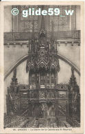 ANGERS - La Chaire De La Cathédrale St-Maurice - N° 83 - Angers