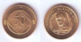 "Albania 50 Leke 2003 ""100-vjetori I Vd Jeronim De Rada"" - Albania"