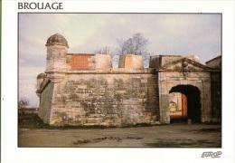 Brouage, 17, Porte Royale - France