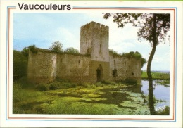 Vaucouleurs, Château De Gombervaux - France