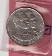 THAILAND 100 BAHT 1991 UNC CN WORLD BANK INT. MONETARY FUND - Thaïlande