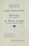programme musique des guide guide par lieutenant ducene courcelles 60�m de semailles en 4Pages