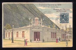 BR2-40 EXPOSICAO NACIONAL DE 1908 RIO DE JAEIRO - Rio De Janeiro