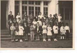 MADAGASCAR - TANANARIVE ?  PHOTO   COMMUNION  PRIVE -  16  Juin  1958 - Madagascar