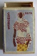 Costumes Féminins - COMORES - Boites D'allumettes