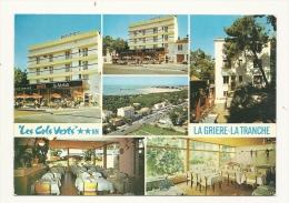 Cp, 85, La Grière - La Tranche-sur-Mer, Hôtel Des Cols Verts, Parc Clémenceau, Multi-Vues - La Tranche Sur Mer