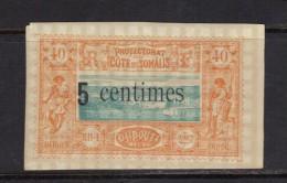 COTE DES SOMALIS N° 28 * - French Somali Coast (1894-1967)
