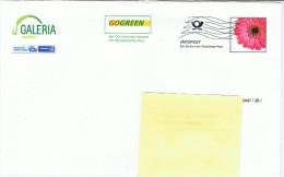 D Deutschland 2013 Mi Xx Infopost Rote Blüte Brief - Briefe U. Dokumente