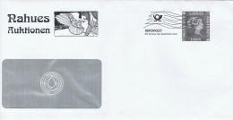 D Deutschland 2014 Mi Xx Infopost Mauritius Brief - BRD