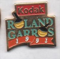 Photo Kodak , Tennis Roland Garros - Fotografie