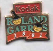 Photo Kodak , Tennis Roland Garros - Photography