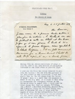 Belgium 1919-1 Accumulation The Perron Of Liege Used/Unused Single, Pair, Block Of 6, Overprint - Used Stamps