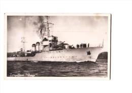 TH BATEAUX Torpilleur Orage, Marine Militaire, Ed CIM, CPSM 9x14, 194? - Guerre